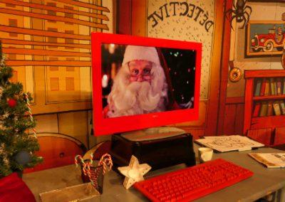 miniature du spectacle l'affaire père Noël