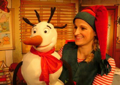 miniature du spectacle pour enfants l'affaire père Noël.